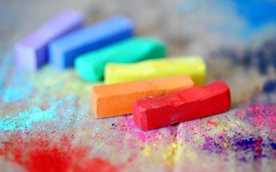 I colori – A színek